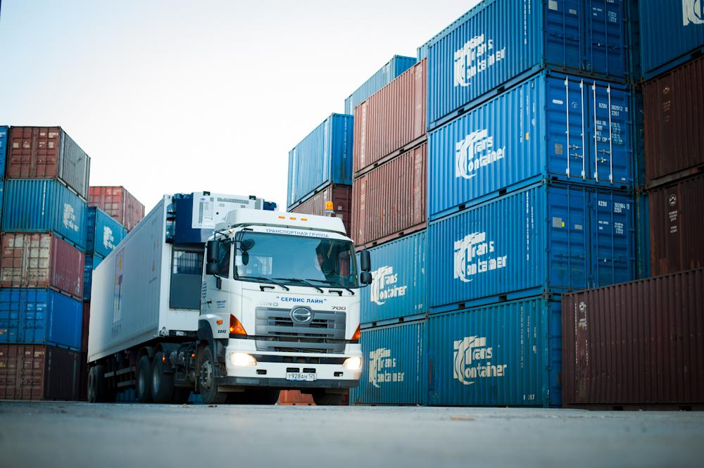 Организация сложных доставок по России - мультимодальные грузоперевозки